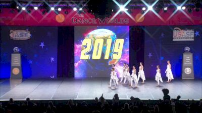 Dance Precisions - Dance Precisions Dream State [2019 Senior Small Contemporary/Lyrical Finals] 2019 The Dance Worlds