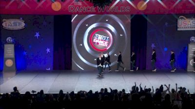 Imperial Athletics - Monarch [2019 Senior Large Coed Hip Hop Finals] 2019 The Dance Worlds