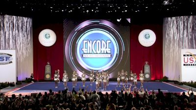 Woodlands Elite - OR - Generals [2019 L5 Senior Small All Girl Semis] 2019 The Cheerleading Worlds
