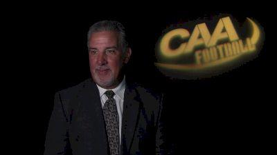 Villanova's Mark Ferrante Goes 1-On-1 At CAA Media Day