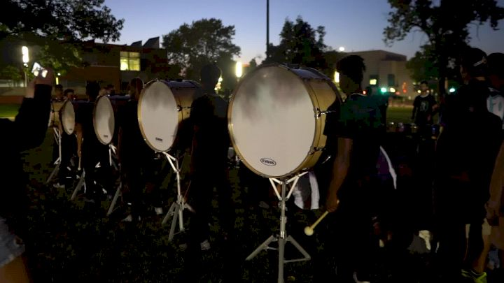 In The Lot: Bluecoats at DCI Prelims