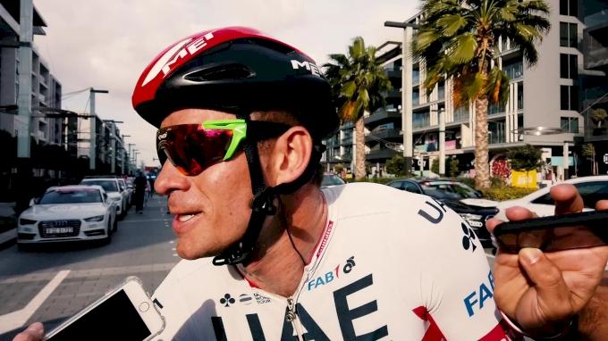 Kristoff Predicts The Winner of Omloop