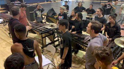 Factory To Floor: John Mapes Wraps Rehearsal