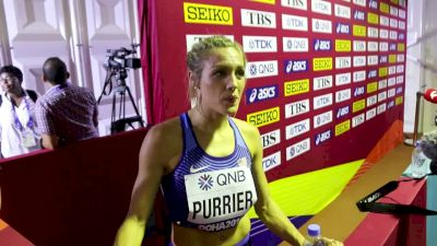 Elinor Purrier Breaks 15 Minutes For The First Time