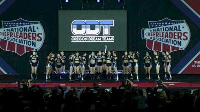 Oregon Dream Teams - Vanity [2020 L4 Medium Senior D2 Day 2] 2020 NCA All-Star Nationals