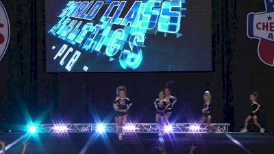 World Class All Stars Dazzle [2020 L1.1 Mini Prep D2 Day 1] 2020 NCA All-Star Nationals