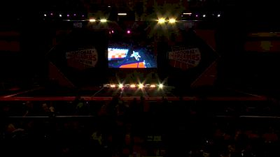 Cheer Factory Junior Royals [2020 L2 Small Junior D2 Day 1] 2020 NCA All-Star Nationals