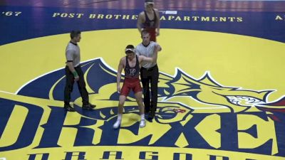 149 lbs Lucas Revano, Penn vs Nicholas Widmann, Drexel