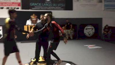 Benji Silva vs Alan Sanchez Jitzking 185lb Tournament
