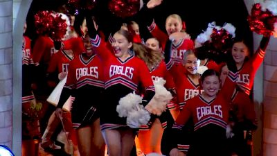 Cumberland Valley High School [2020 Super Varsity Division I Finals] 2020 UCA National High School Cheerleading Championship