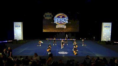 St Catharine Academy [2020 Junior Varsity Non Tumbling Semis] 2020 UCA National High School Cheerleading Championship