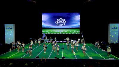 James Clemens High School [2020 Varsity Non Building Game Day Semis] 2020 UCA National High School Cheerleading Championship