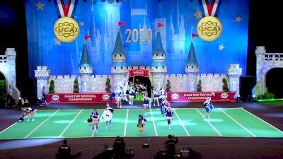 Roxbury High School [2020 Super Game Day Division II Prelims] 2020 UCA National High School Cheerleading Championship