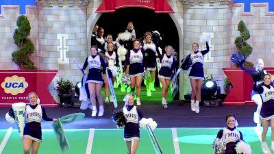 Flower Mound High School [2020 Super Game Day Division I Semis] 2020 UCA National High School Cheerleading Championship