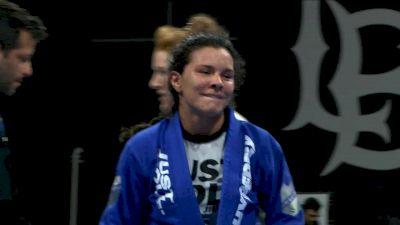 Luiza Monteiro vs Andressa Cintra 2019 IBJJF Worlds