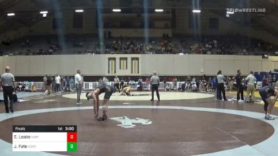 Match - Ethan Leake, Northern Colorado vs Jimmy Fate, Northern Colorado with commentary