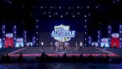 Cheer Extreme Savage 7 [2020 L7 International Open Small Coed Day 2] 2020 NCA All-Star Nationals