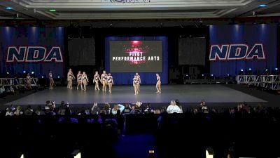 Pivot Performance Arts Kardia [2020 Junior Small Contemporary/Lyrical Day 2] 2020 NDA All-Star Nationals