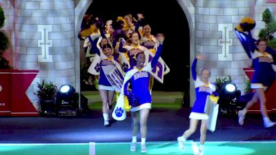 Desoto Central High School [2020 Super Game Day Division I Semis] 2020 UCA National High School Cheerleading Championship