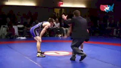 2011 USA vs. Russia Brent Metcalf (USA) vs. Dzhalaludin Kurbanaliev (RUS)