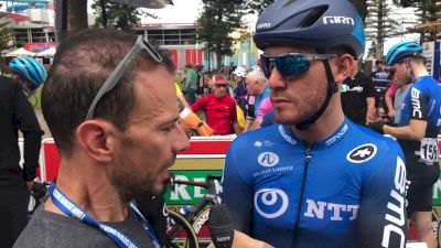 Nizzolo Pre Stage Interview With Post Stage Highlights
