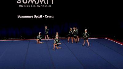 Suwannee Spirit - Crush [2021 L4.2 Senior - Small Wild Card] 2021 The D2 Summit