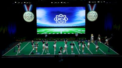 Freedom Crossing Academy [2021 Small Junior High Game Day Finals] 2021 UCA National High School Cheerleading Championship
