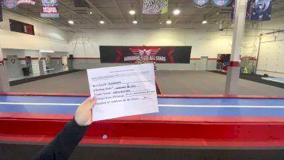 Upper Moreland Cheerleading Association - Mayhem [L1 Performance Recreation - 12 & Younger (NON)] 2021 Varsity Recreational Virtual Challenge II