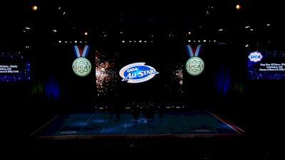 Step One All Stars - Flashy [2021 L4 Junior - Small Day 1] 2021 UCA International All Star Championship
