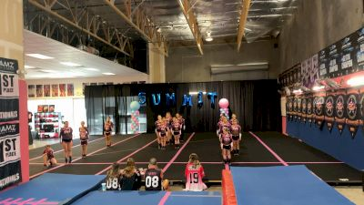 Las Vegas All Stars - Blush [L1 Youth - Medium] 2021 The Regional Summit Virtual Championships