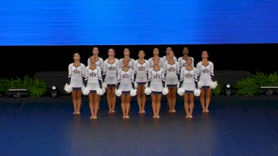 St Thomas More Catholic School [2021 Large Varsity Pom Semis] 2021 UDA National Dance Team Championship