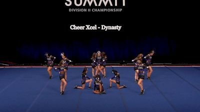 Cheer Xcel - Dynasty [2021 L1 Junior - Small Finals] 2021 The D2 Summit