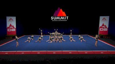 Element Elite Tumbling & Cheer - ZINC [2021 L3 Junior - Medium Finals] 2021 The D2 Summit