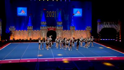 Louisiana Cheer Force - Scarlet [2021 L2 Senior - Medium Finals] 2021 The Summit