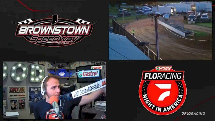Studio Trivia | Castrol FloRacing Night in America at Brownstown