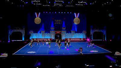 Nease High School [2021 Small Varsity Division I Finals] 2021 UCA National High School Cheerleading Championship