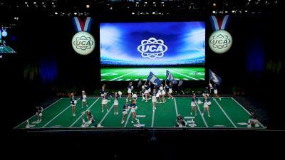 Landrum Middle School [2021 Large Junior High Game Day Finals] 2021 UCA National High School Cheerleading Championship