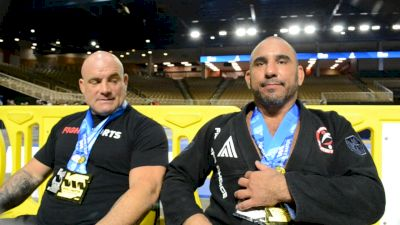 """Viktor Doria And Chad """"Kodiak"""" Fields Defend Home Turf For Fight Sports At Masters Worlds"""