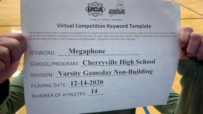 Cherryville High School [Game Day - Varsity Non Building] 2020 UCA Virtual Regional
