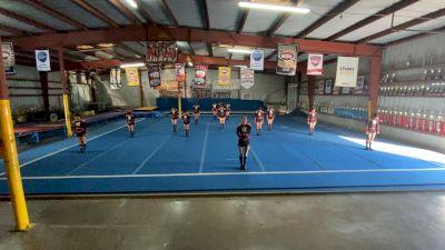 Texas Cheer Force Elite - Fierce [L3 Junior - D2 - Small - C] 2021 NCA All-Star Virtual National Championship