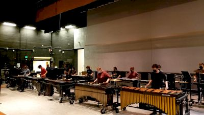 Dakota Percussion Ensemble - In Blue