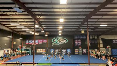 Cheer Extreme - Richmond - Purple Crowns [L1 Youth] 2021 Varsity All Star Winter Virtual Competition Series: Event IV