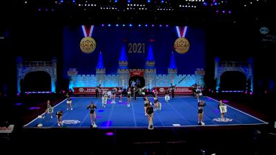 Archbishop Shaw High School [2021 Small Varsity Coed Finals] 2021 UCA National High School Cheerleading Championship