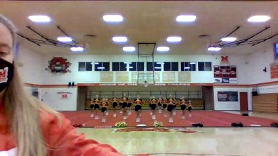 Bishop McCort High School [Traditional Open Rec Affiliated 14 & Younger] 2021 UCA & UDA March Virtual Challenge