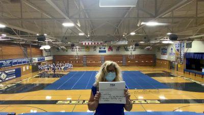 Carson High School [High School – Fight Song – Cheer] 2020USA Virtual Regional
