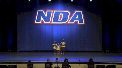 Dance Savannah Busy Bees [2021 Tiny Jazz] 2021 NDA All-Star National Championship