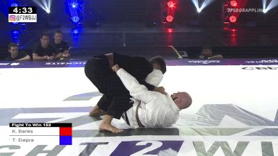 Tainan Dalpra Puts On A Clinic Before Securing The Choke