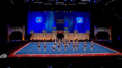 Cheer Factor - XFactor [2021 L5 Senior - Small Finals] 2021 The Summit