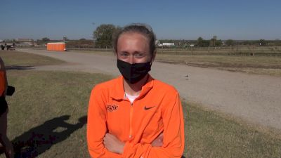 OK State's Taylor Roe Surprised Herself Mid-Race
