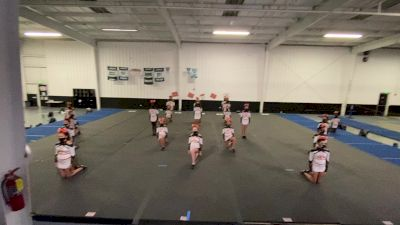 Vacaville Elite Cheer - Vacaville Elite [Youth/Rec L3 Performance Recreation - 14 & Younger (NON) - NB] Varsity All Star Virtual Competition Series: Event VII